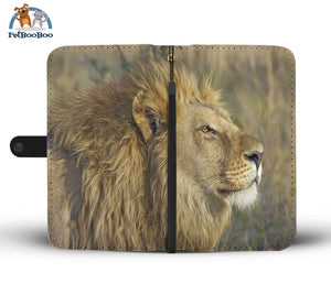 Lion King Wallet Phone Case Iphone X / Xs