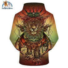 Lion Ras Colors By Jml2 Arts 3D Print Hoodie For Men And Women 200000344
