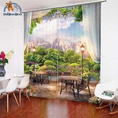 Mountain View Curtains W 52Inch X H 84Inch Curtains