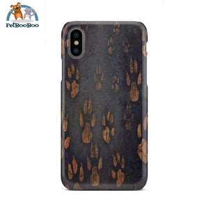 Paws Phone Case Iphone X