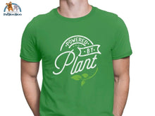 Powered By Plant T-Shirt For Men And Women Green / S 200000783