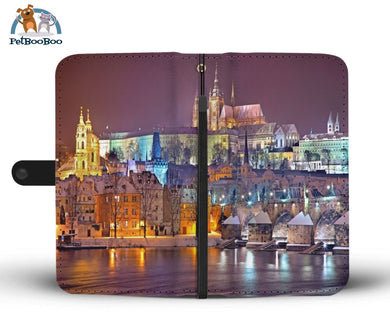 Prague Czech Republic Wallet Phone Case** Promo 2/1 Iphone X / Xs Case