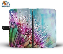 Rainbow Flowers Wallet Phone Case** Promo 2/1 Iphone X / Xs Case