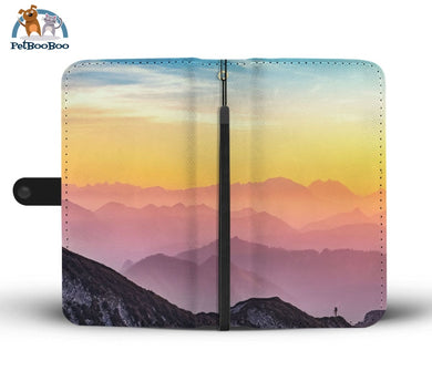 Rainbow Trekking Wallet Phone Case** Promo 2/1 Iphone X / Xs Case
