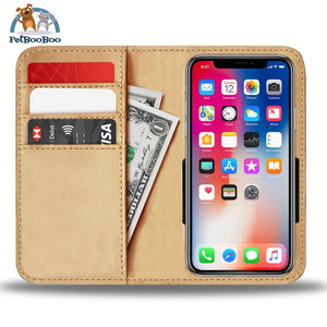 Red Fox Wallet Phone Case** Promo 2/1 Case