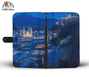 Salzburg Austria Wallet Phone Case** Promo 2/1 Iphone X / Xs Case