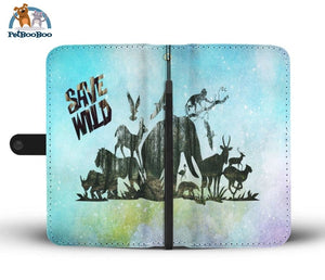 Save Wild Wallet Phone Case** Promo 2/1 Iphone X / Xs Case