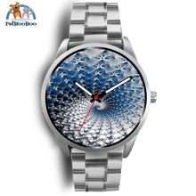 Snowflake Silver Watch Mens 40Mm / Metal Link