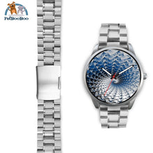 Snowflake Silver Watch