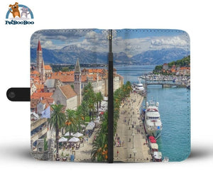 Split Croatia Wallet Phone Case** Promo 2/1 Iphone X / Xs Case