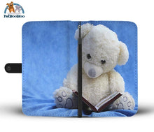 Teddy Is Reading Wallet Phone Case** Promo 2/1 Iphone X / Xs Case