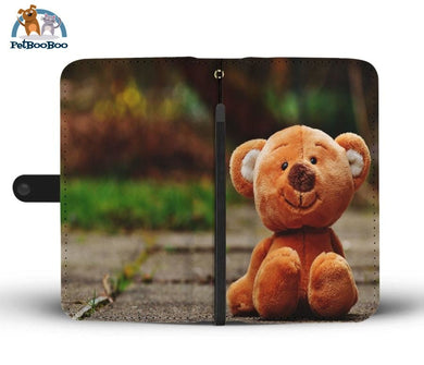 Teddy Wallet Phoner Case** Promo 2/1 Iphone X / Xs Case
