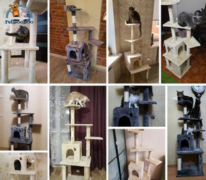 Tree Multifunctional Cat House