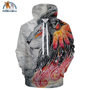Warrioori 2 By Scandy Girl Art 3D Printing Hoodie For Men And Women 200000344