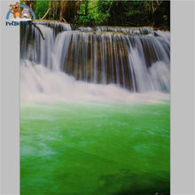 Waterfalls Scenery Shower Curtain 154006