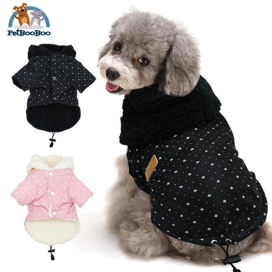 Waterproof Jacket Coat Hooded For Dogs And Puppies Dog Clothing