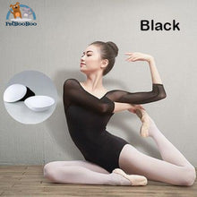 Yoga Black Mesh Leotard For Women / L 165 To 170Cm 200001875