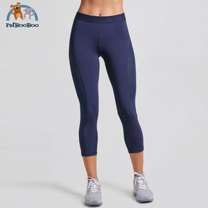 Yoga Mesh Leggings For Women Navy02 / S Legging