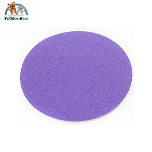 Yoga Pad Purple Yoga Pad