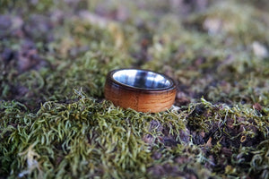 Making a Wine Barrel Ring