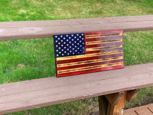 Old Glory -Small Edition 11x21