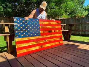 Old Glory - Large Edition 33x60