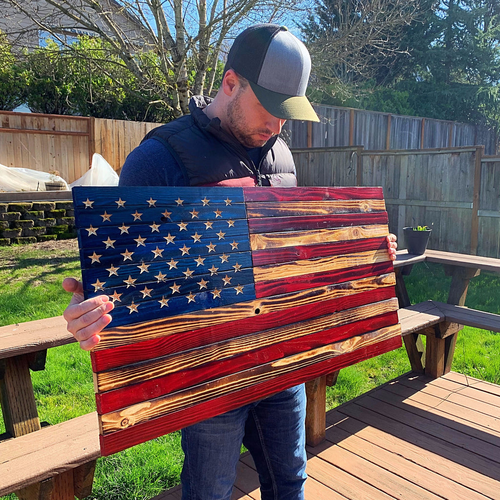 Old Glory - Classic Edition 19x36