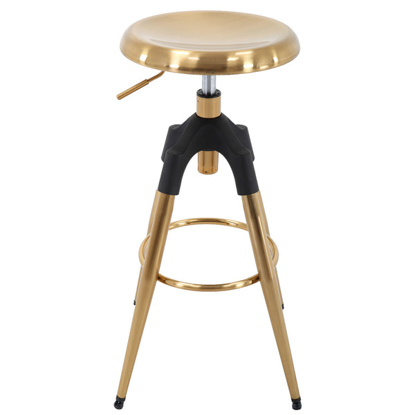 Brage Living Bombard Adjustable Counter and Bar Stool