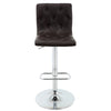 Brage Living Bentley Adjustable Height Barstool Set (Set of 2)