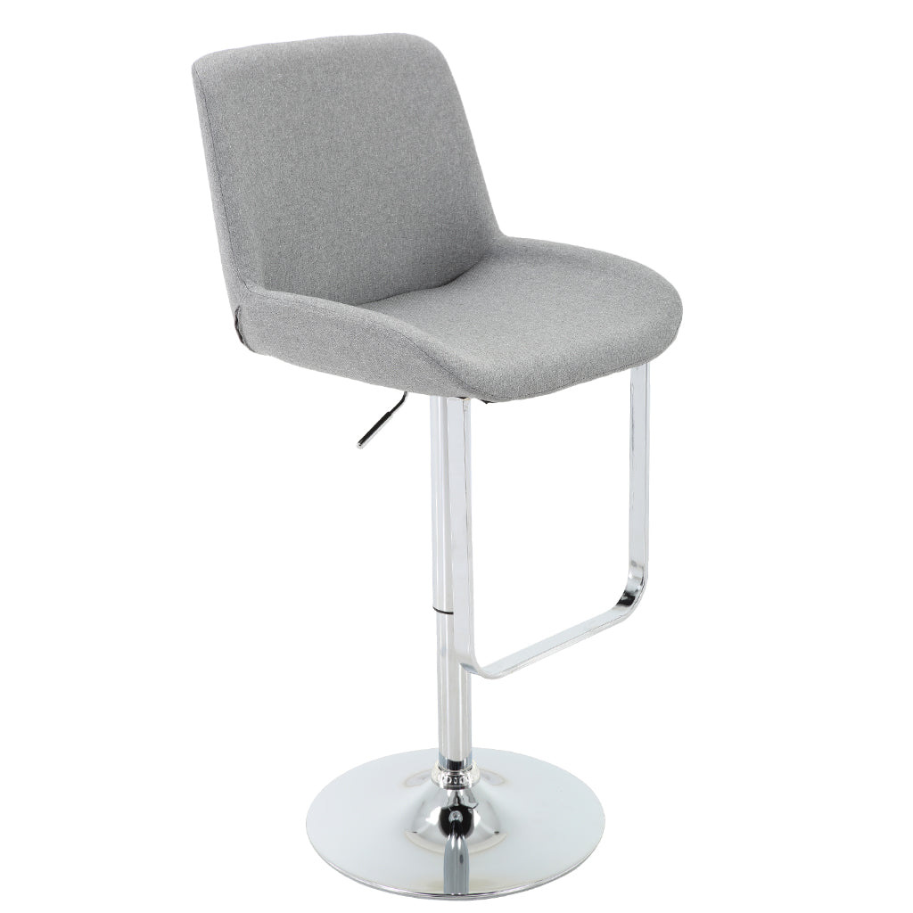 Brage Living Diana Height Adjustable Counter and Bar Stool