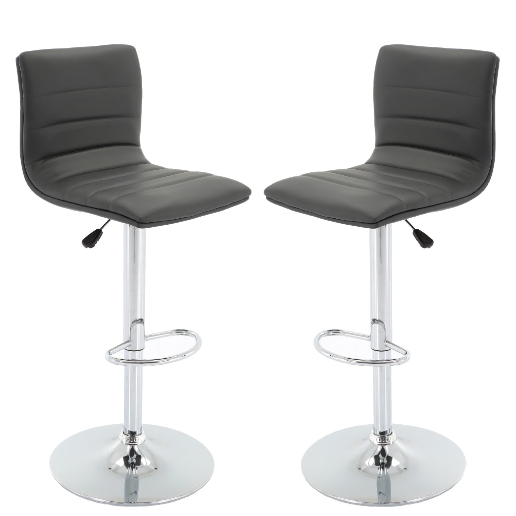 Brage Living Nomad Height Adjustable Counter & Barstool Set (Set of 2)