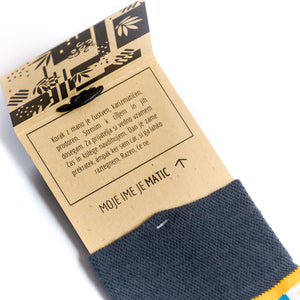 Matic sock - Socksy unisex sock for men and women