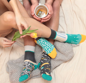 Simon sock - Socksy unisex sock for men and women