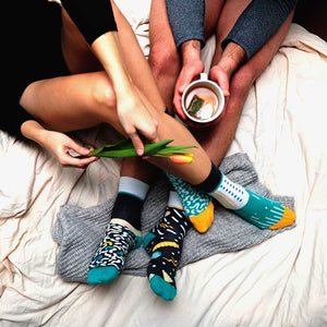 Stripes - Socksy unisex sock for men and women