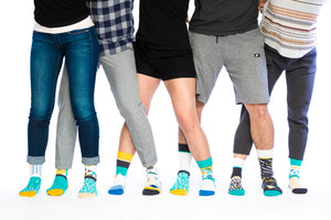 Perfect ten - Socksy unisex sock for men and women