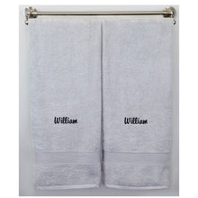 Load image into Gallery viewer, Bath Towels (set of 2)