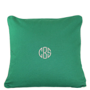Pillow with insert