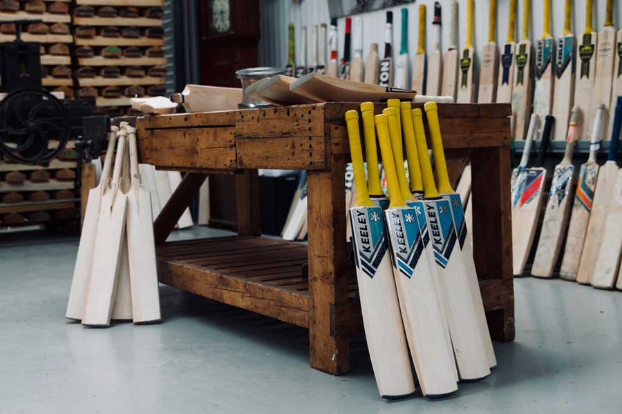 Keeley Visit confirmed and how to get £20 off your next bat. . .