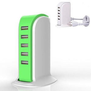 Smart Power Tower for Every Desk at Home or Office charge any Gadget - VistaShops - 3