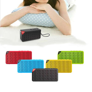 Brick Rock Music - A Bluetooth Enabled Speaker and More - VistaShops - 1