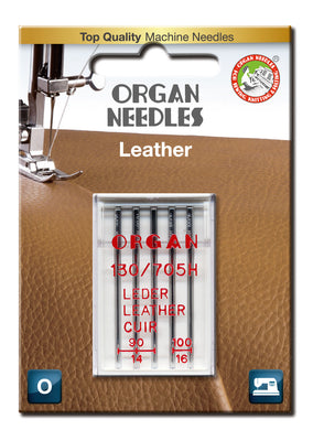 Ace de cusut Organ Leather asortat