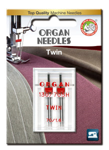 Ace de cusut Organ Twin