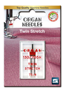 Ace de cusut Organ Twin Stretch