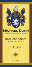 65% Dark Chocolate Semisweet
