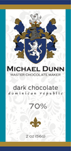 70% Dark Chocolate Dominican Republic