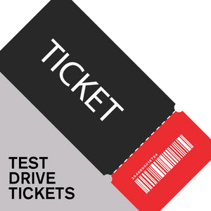 Test Drive Tickets *Restrictions Apply*