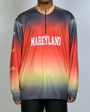 MAREYLAND ZIP NECK