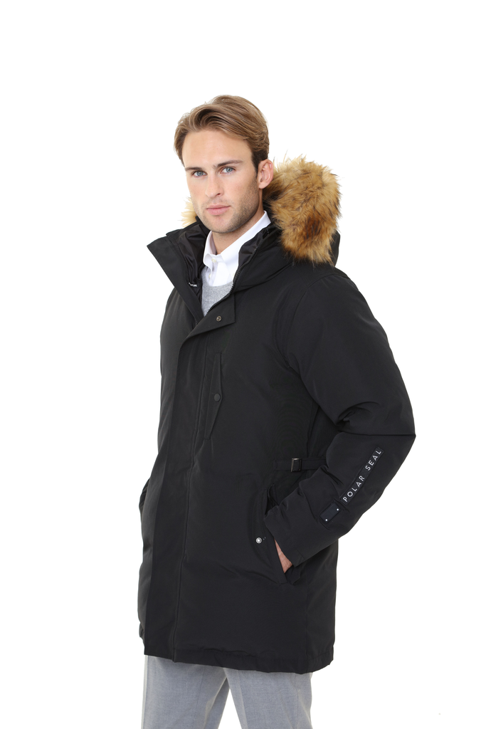 Heated Parka | Men