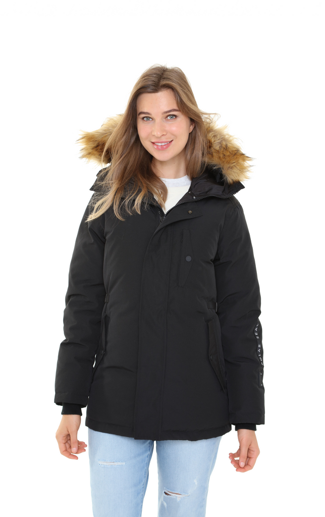 Heated Parka | Women