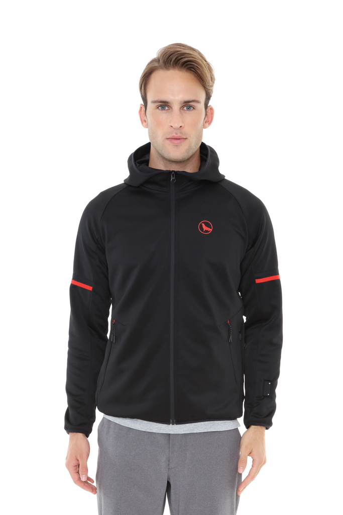Heated Full-Zip Hoodie | Men